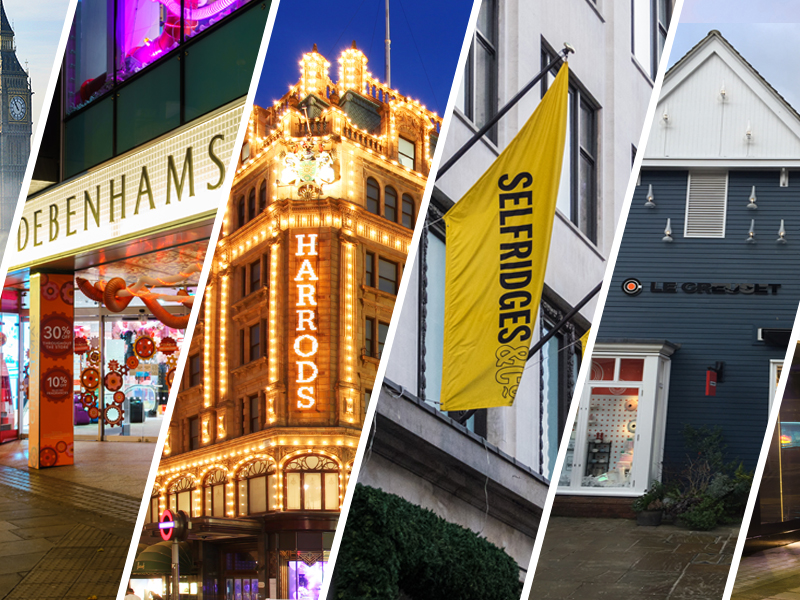 Shopping destinations you Must Visit in London!