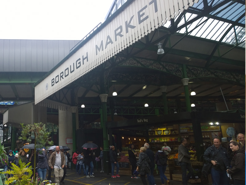 Ever thought of trying Crocodile Fillet or Camel Burger?! - Borough Market