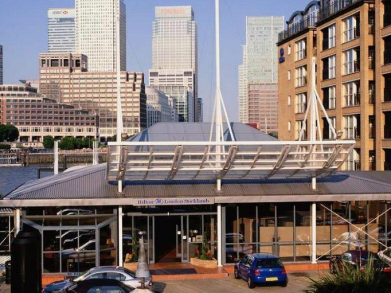 Doubletree Hilton Hotel London – Docklands Riverside