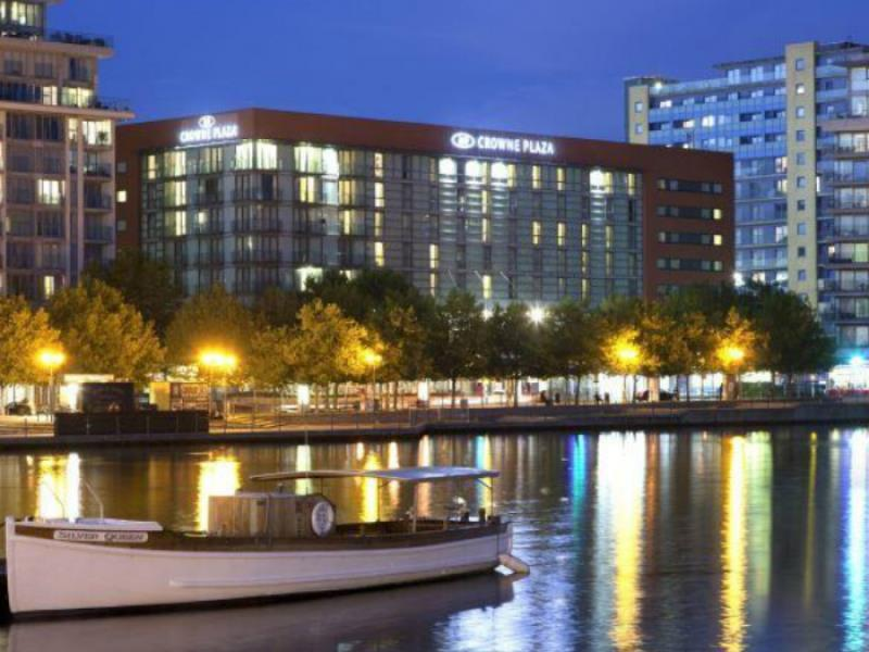 Crowne Plaza London – Docklands