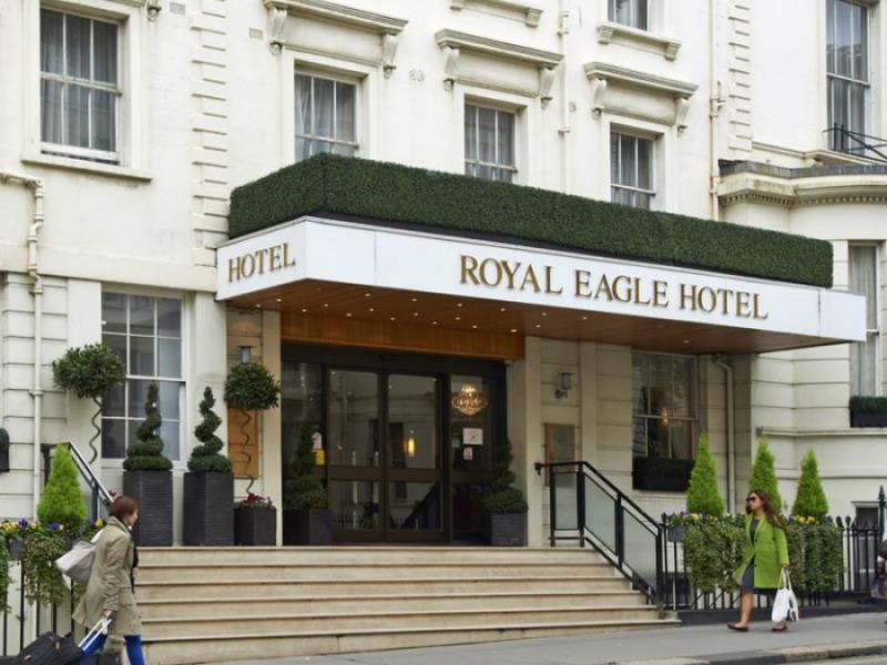 Royal Eagle Hotel