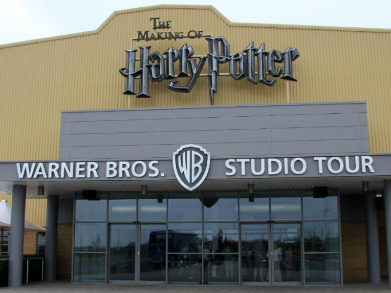 Harry Potter Tour at Warner Bros. Studio