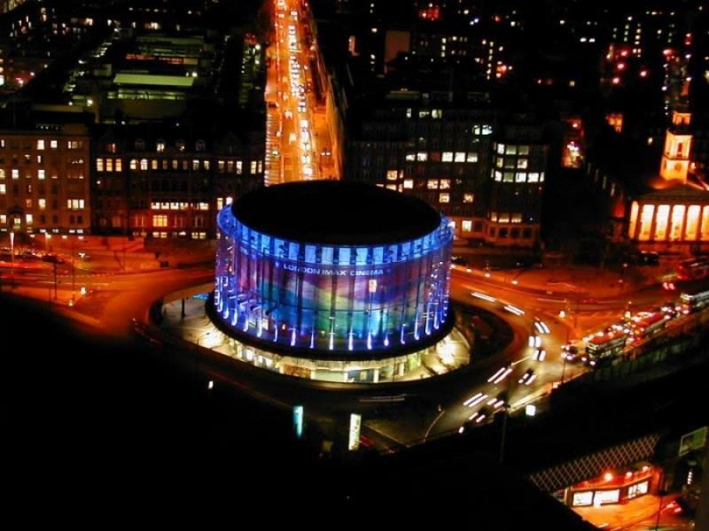 BFI IMAX (3D Experience Recommended)