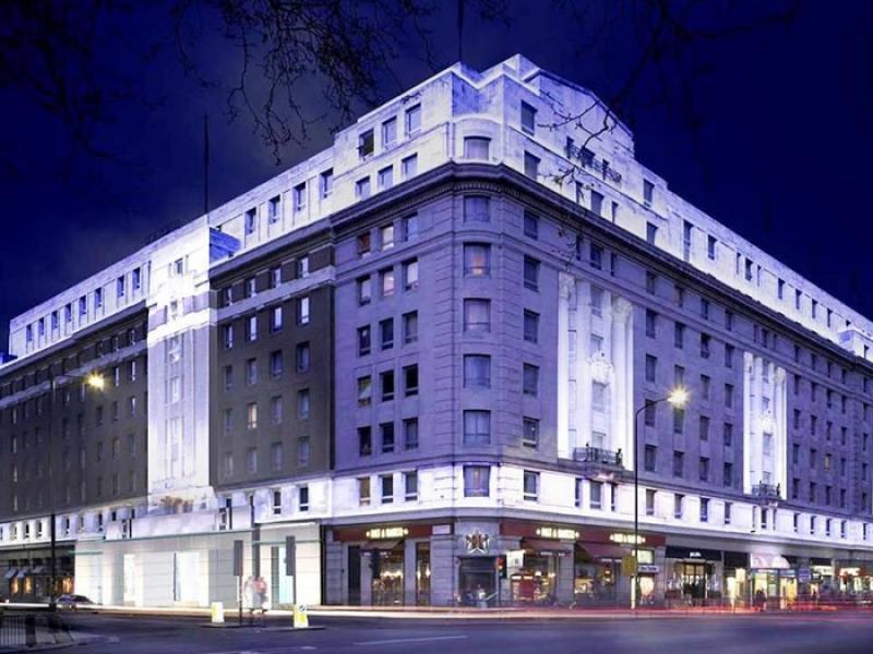 The Cumberland Hotel – A Guoman Hotel