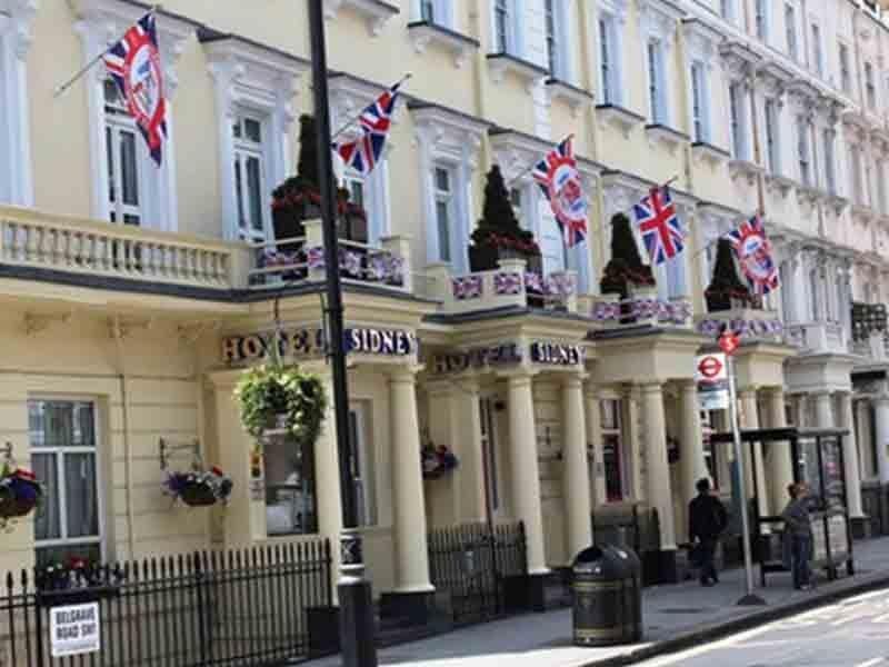 Sidney Hotel London