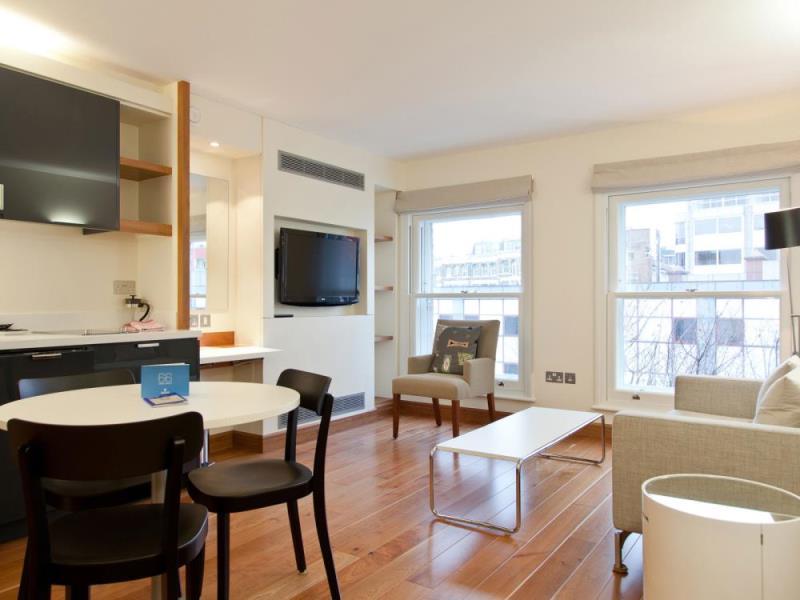 Blueprint Living Apartments -Turnmill Street