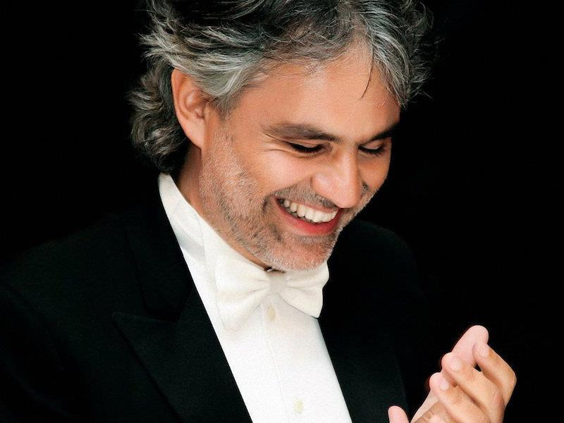 Andrea Bocelli Homecoming Concert
