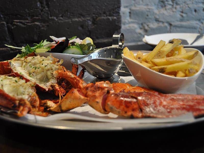 Hardcore Lobster & More