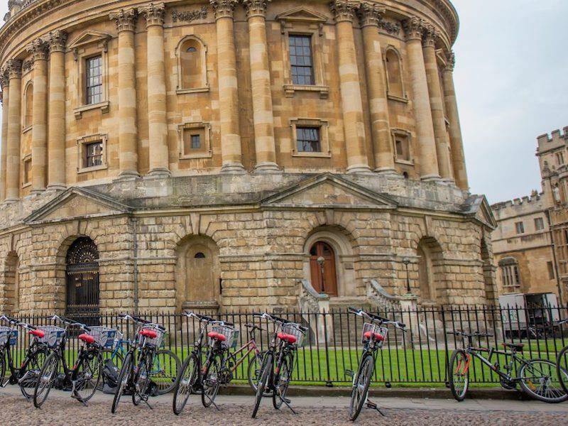 Guided Cycle Tour of Oxford