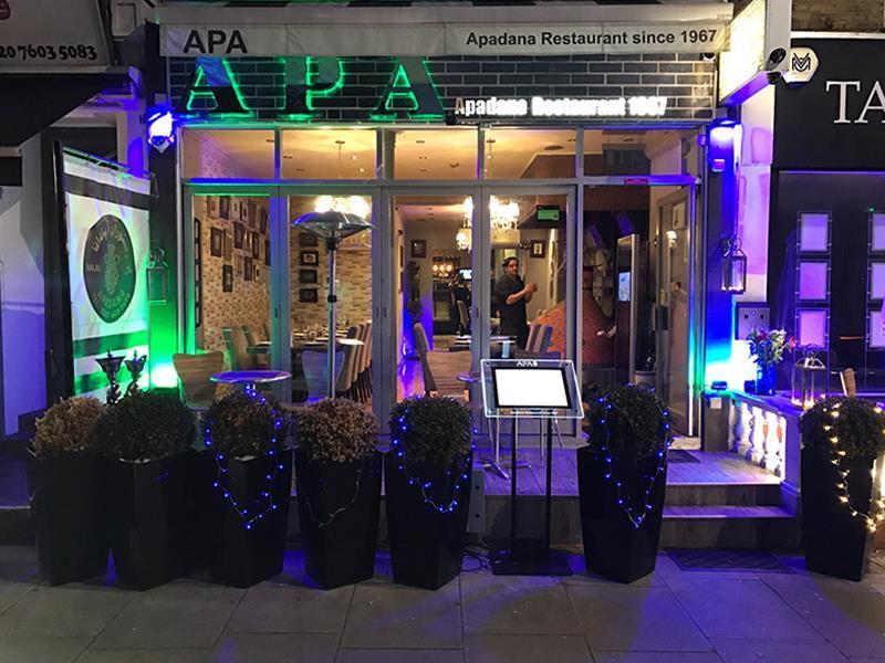 Apadana Restaurant