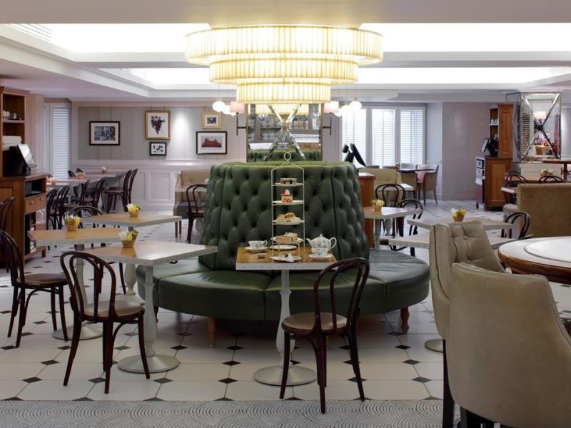The Harrods Tea Rooms