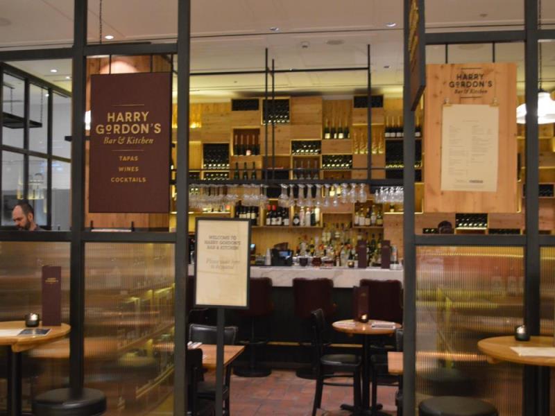 Harry Gordon Bar & Kitchen