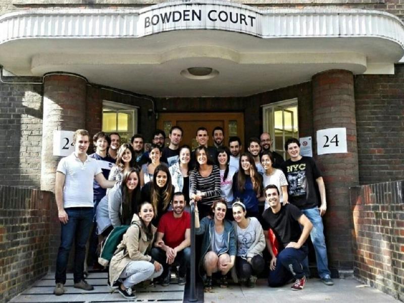 Bowden Court