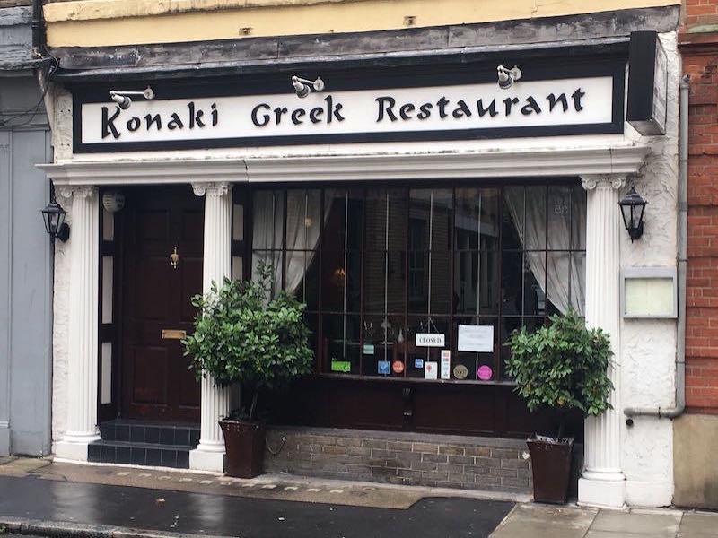 Konaki Greek Restaurant