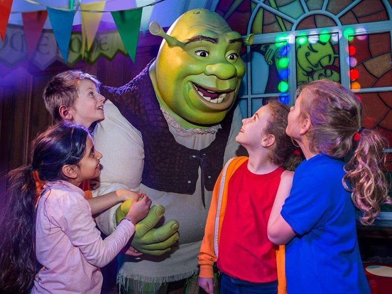 Shrek's Adventure