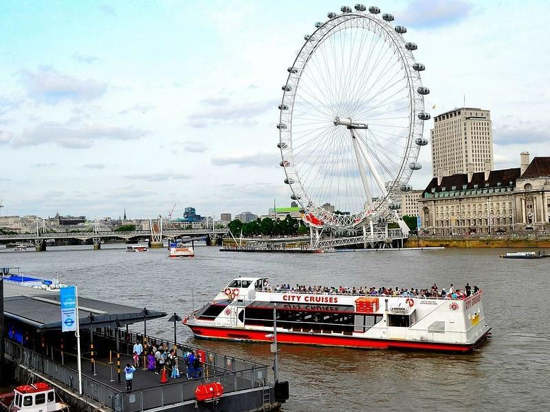 Total London Experience & Coca-Cola London Eye with Free Lunch Pack