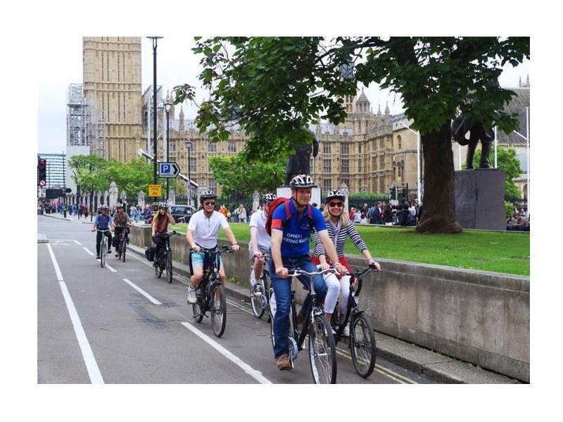 The Magic of London Bike Tour – Standard Bike