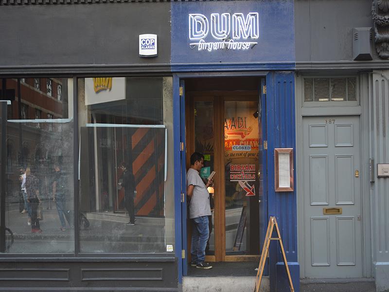 DUM - Biriyani House