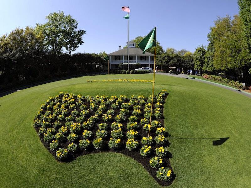 Play at Augusta National