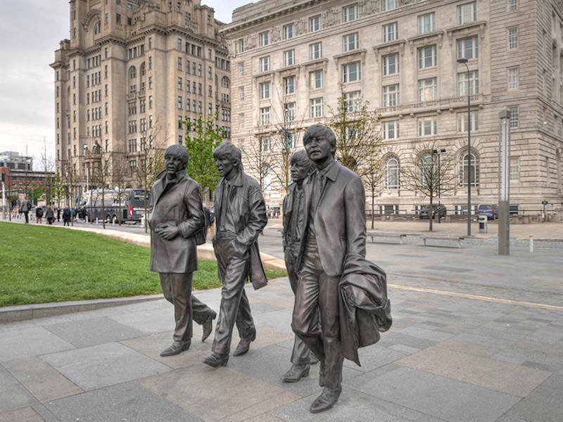 Liverpool & The Beatles Day Tour from London