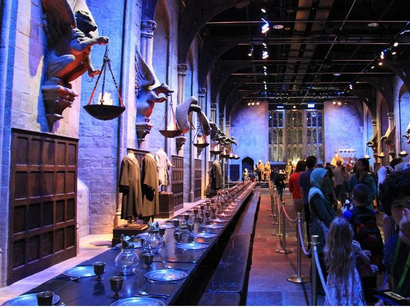 Warner Bros. Studio Tour London – the making of Harry Potter (from King's Cross St Pancras)