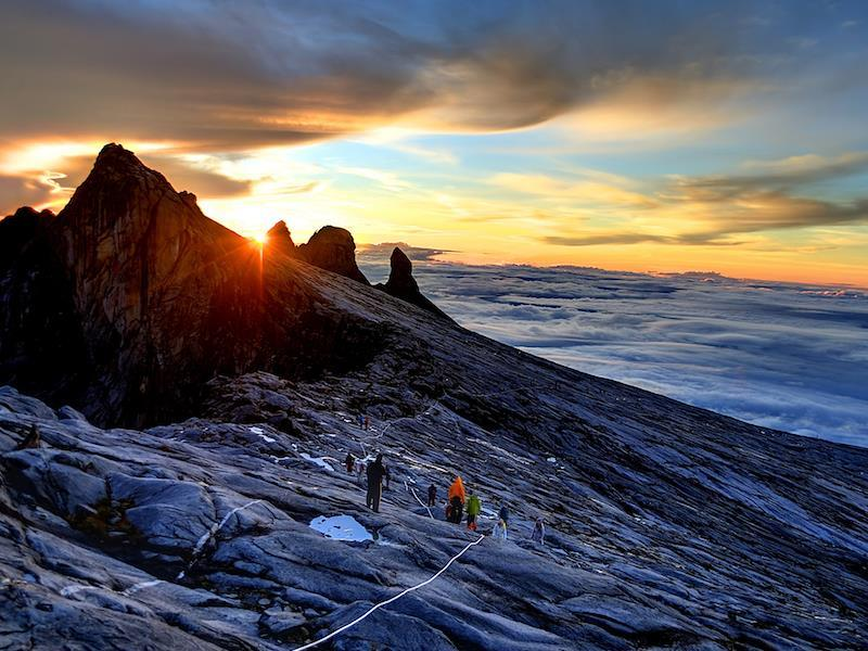 Conquer Mount Kinabalu