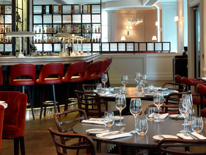 108 Brasserie  (The Marylebone Hotel)