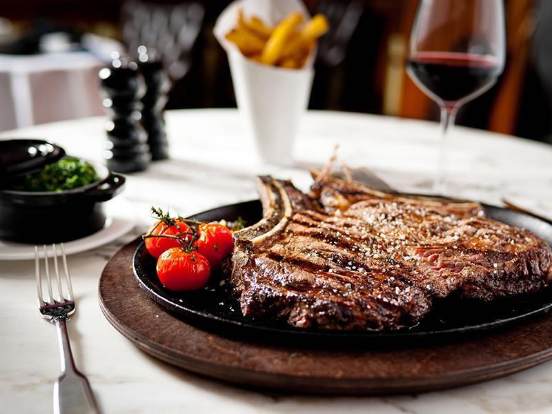 Gillray's Steakhouse & Bar  (London Marriott Hotel County Hall)
