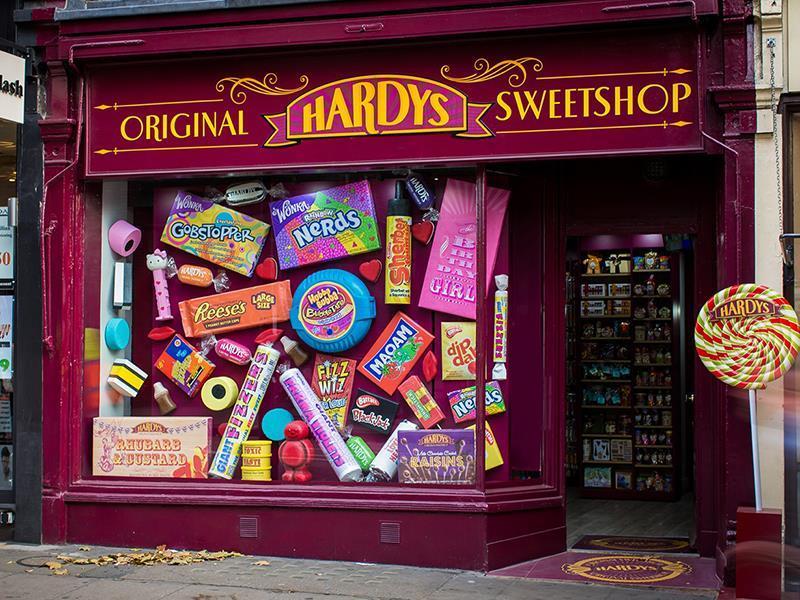Hardys Sweets