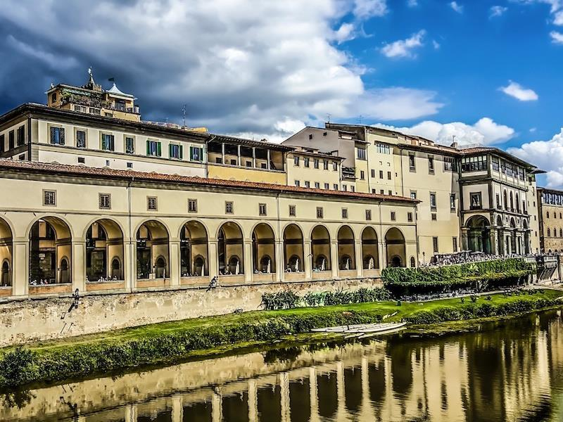 Private Tour of the Uffizi Gallery in Florence