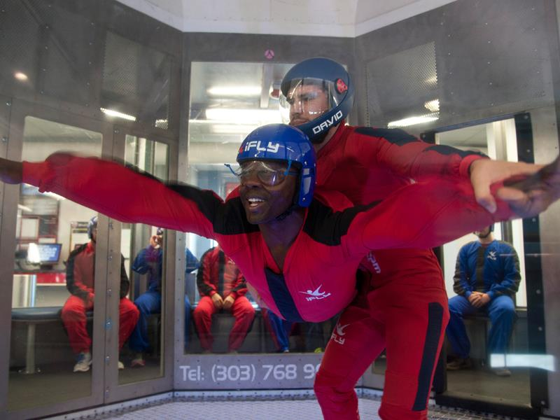 Indoor Sky Diving (Basingstoke)