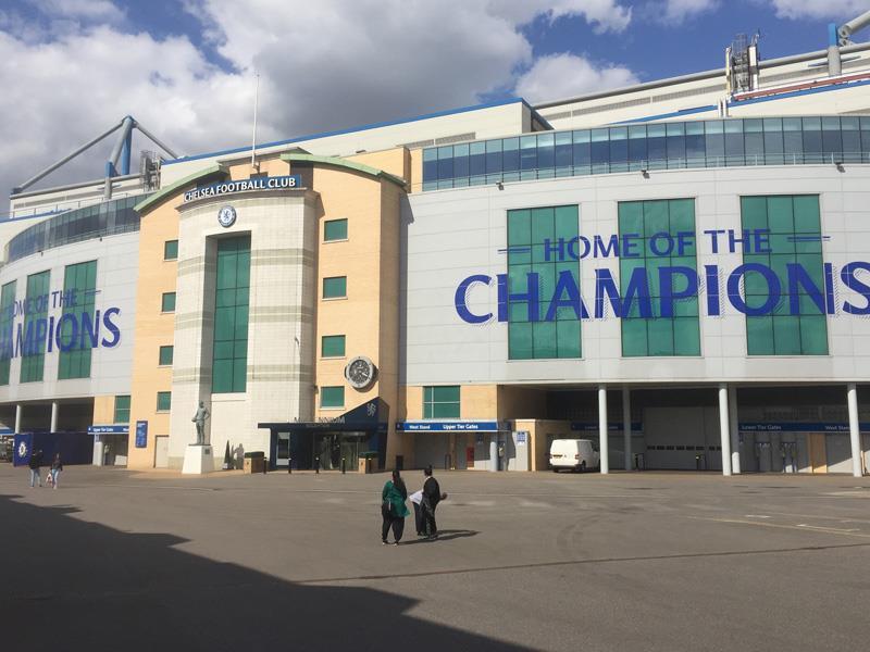 Chelsea FC (Stamford Bridge)