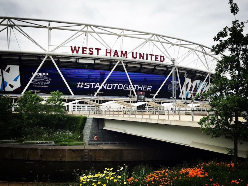 West Ham United FC (London Stadium)