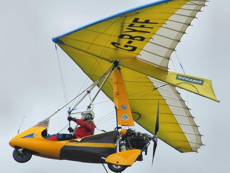 Microlight Flight (Kent)