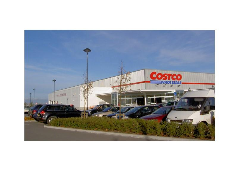 Costco Hall Lane