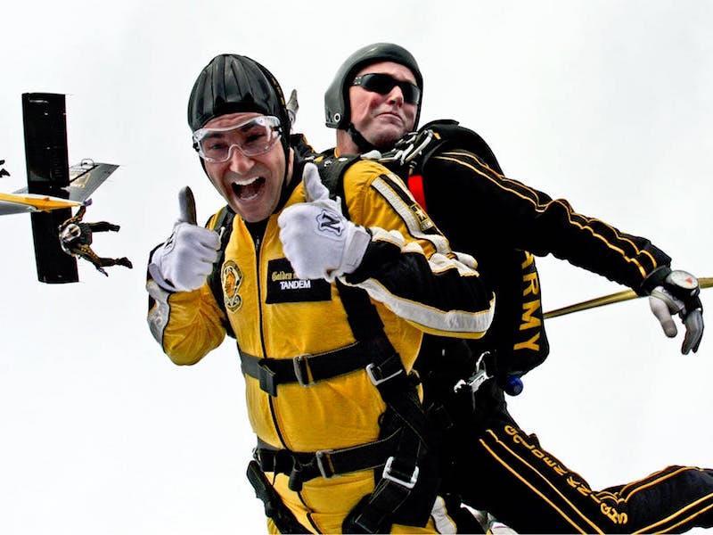 Sky Diving (Salisbury)