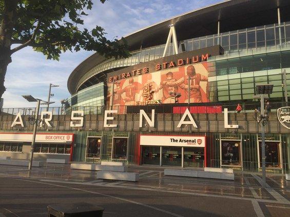 Arsenal FC (Emirates Stadium)