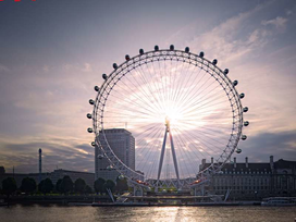 London Eye (London Dungeon, Shrek's Adventure, SEA LiFE London Aquarium)