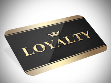 By Loyalty Cards