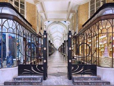 Inside Shopping Malls
