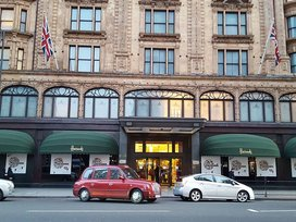 Harrods/Knightsbridge