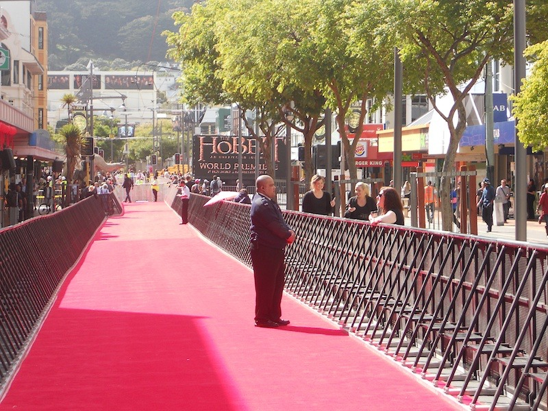 Red Carpet Events Access