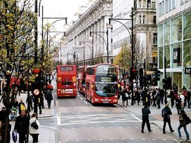 Oxford Street (Marble Arch)