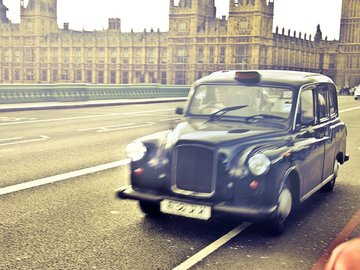 London Taxi (Black Cab)
