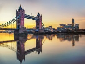 Tower Bridge (Tower of London Side)