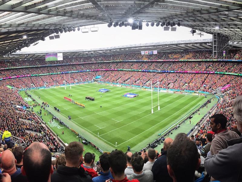 Twickenham World Rugby Stadium