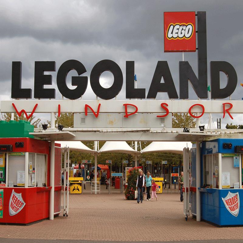 Legoland Windsor Tickets (Peak Time)